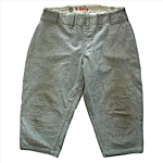 1931 Lou Gehrig NY Yankees Game-Used Road Flannel Pants