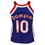 1975-1976 Louie Dampier ABA Kentucky Colonels Game-Used Road Uniform (Equipment Manager LOA)