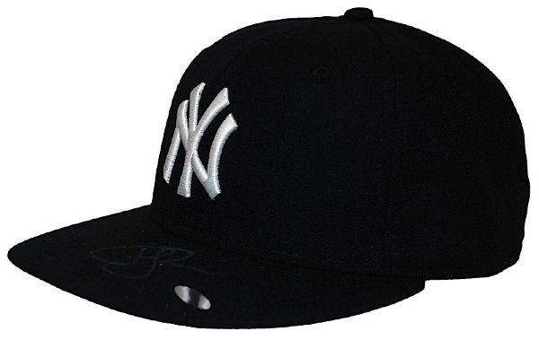 Jay Z Autographed NY Yankees Cap (Steiner) (JSA)