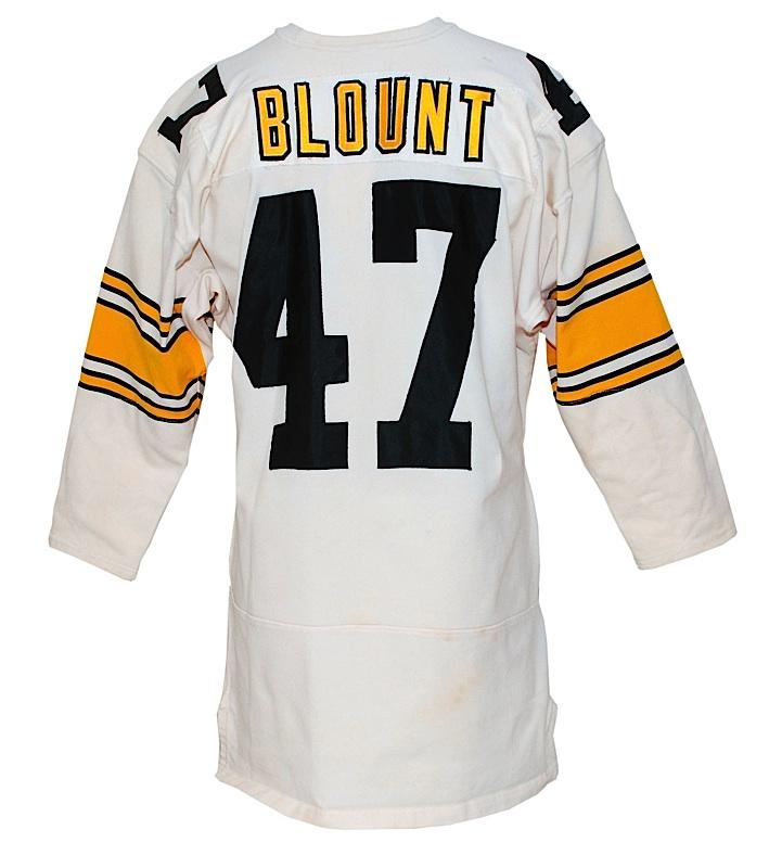 mel blount jersey