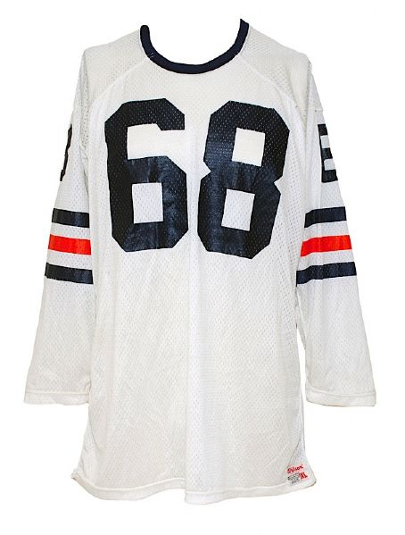1972 Gary Osborne Chicago Bears Game-Used Road Jersey