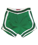 1968-1969 Manny Leaks Kentucky Colonels ABA Game-Used Road Shorts with Undershirt (2)