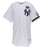 7/25/2010 Alex Rodriguez NY Yankees Game-Used Home Jersey with Steinbrenner & Sheppard Patches & Houk Black Armband (Yankees-Steiner LOA) (Photomatch)