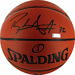 Blake Griffin Autographed I/O Basketball (Panini Auth)