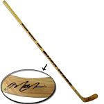 Mark Messier Sher-Wood Game Model Stick (Steiner COA)