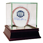 Mike Mussina Autographed Yankee Stadium Final Season Commemorative Baseball (MLB Auth)