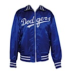 Mid 1980s Orel Hershiser LA Dodgers Worn Cold Weather Bench Jacket (Hershiser LOA)