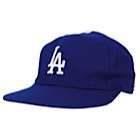 Pair of Mid 1980's Orel Hershiser LA Dodgers Game-Used Caps (2)(Hershiser LOA)