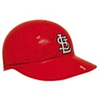 1967-68 Roger Maris St. Louis Cardinals Game-Used Batting Helmet