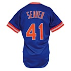 1983 Tom Seaver New York Mets Game-Used Alternate Jersey
