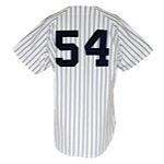 1983 Goose Gossage New York Yankees Game-Used Home Jersey (Pine Tar Incident Season)