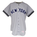 1979 Reggie Jackson New York Yankees Game-Used Road Jersey