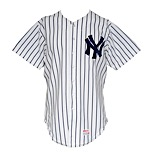 1983 New York Yankees Game-Used Home Jerseys – Doyle Alexander, Jay Howell & Bob Shirley (3)