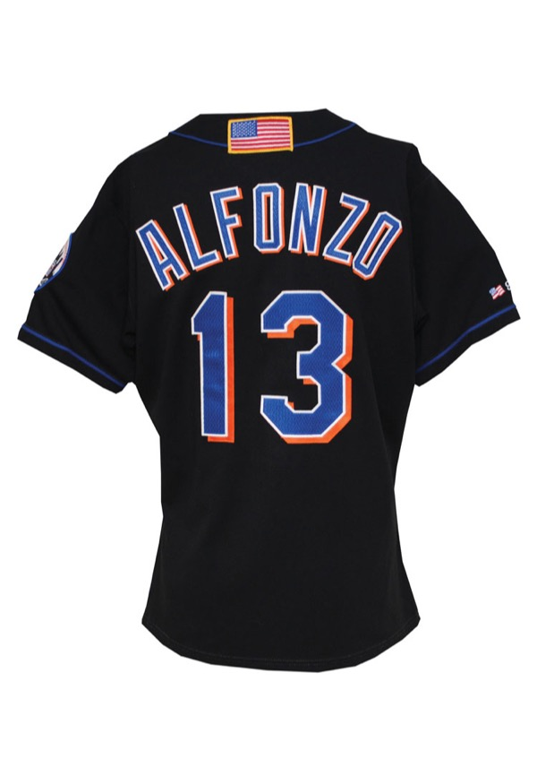 f24aac928 Lot Detail - Edgardo Alfonzo MLB Game-Used Jerseys - 2001 New York ...