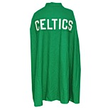 Late 1960s Boston Celtics Warm-Up Cape (Red Auerbach Estate LOA)
