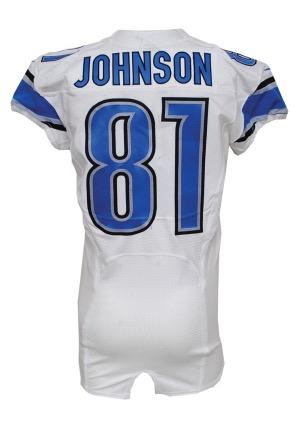 calvin johnson lions jersey
