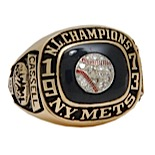 1973 New York Mets National League Championship Ring (Rare)