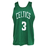 Mid 1980s Dennis Johnson Boston Celtics Worn Reversible Warm-Up Practice Jersey (Family LOA)