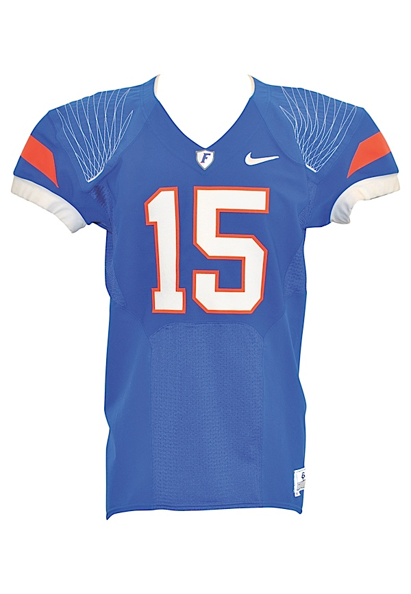 tim tebow florida jersey with name on back