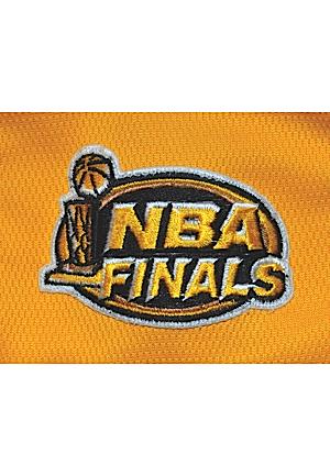 279e19c8 Lot Detail - 2000-01 Kobe Bryant Los Angeles Lakers NBA Finals Game ...
