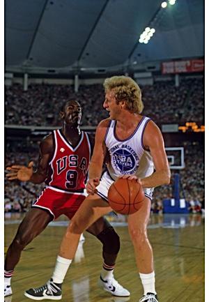 Lot Detail - 1984 Michael Jordan USA Olympic Men s Basketball Game ... 551f093eb3