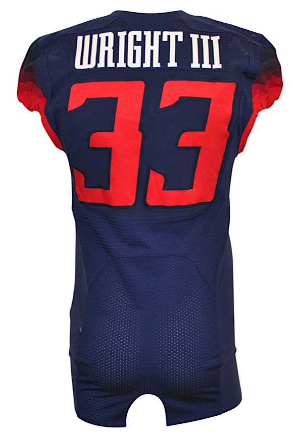 Lot Detail - 11/8/2014 Scooby Wright Arizona Wildcats Game-Used ...
