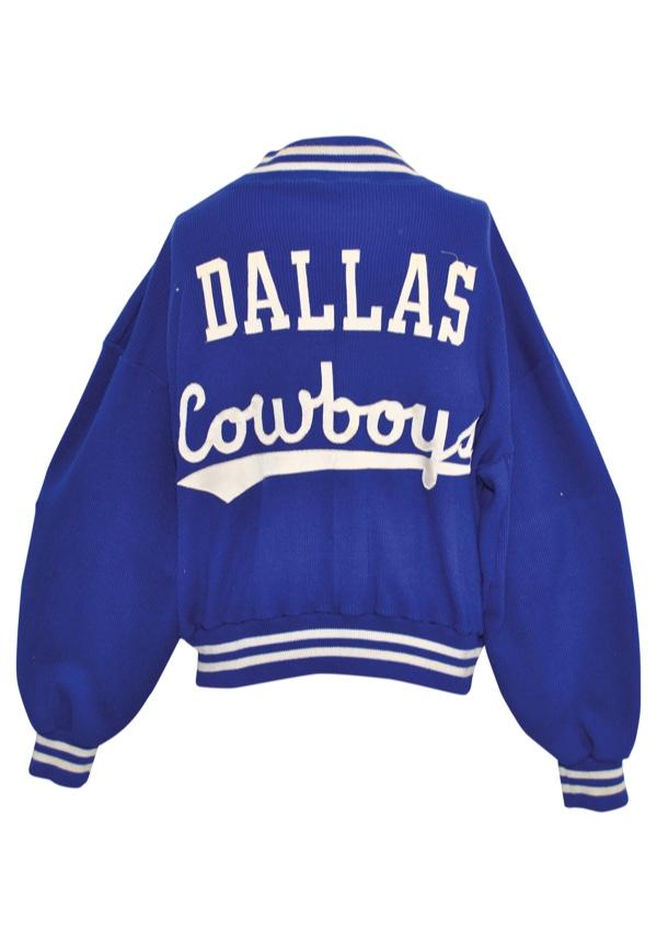 Lot Detail - Late 1970s Dallas Cowboys Player-Worn Sideline Jacket bff6a564b