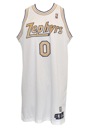 77177ab41 Lot Detail - 2008-09 Gilbert Arenas Washington Wizards Chicago ...