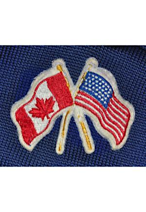 4ebbdf0981e Lot Detail - 1960s Toronto Maple Leafs Vintage Sweater