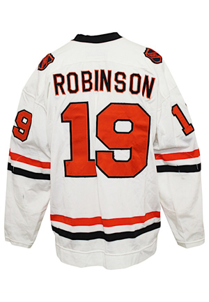 1979 Larry Robinson NHL All-Stars Challenge Cup Game-Used Jersey (Sourced From Robinson • MeiGray LOA • Video-Matched)
