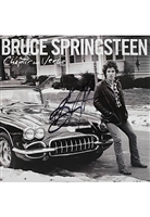"Bruce Springsteen Autographed ""Chapter And Verse"" Album"